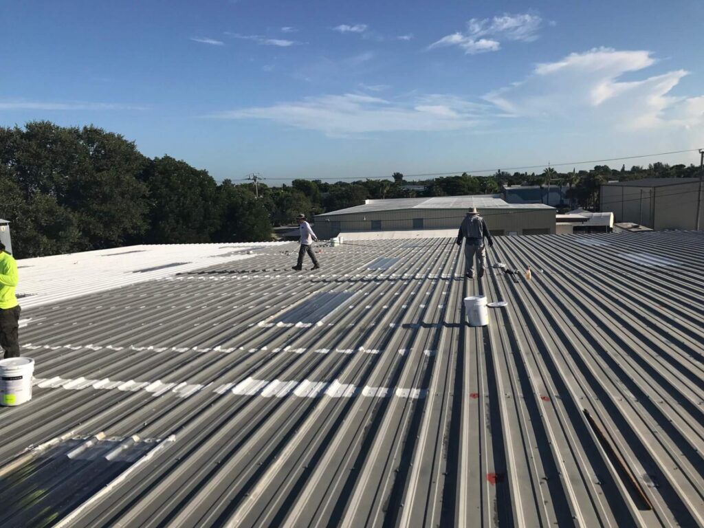Commercial Metal Roofing-Coral Springs Metal Roofing Elite Contracting Group
